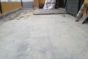 Granollers > Impermeabilizació d'una Terrassa en una vivenda particular