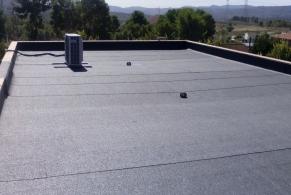 Rubí > Impermeabilización de una cubierta plana