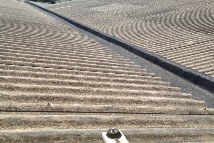 Terrassa > Impermeabilización de canal en una Nave Industrial