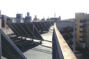 Barcelona > Impermeabilización de una cubierta en Barcelona